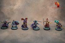 D&D Dragon Cultist Miniatures