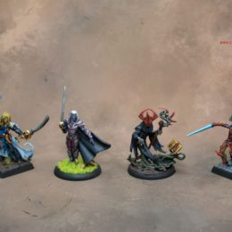 D&D RPG Miniatures