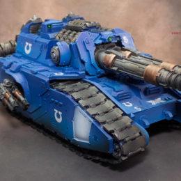 Ultramarine Fellblade