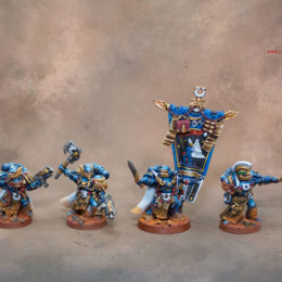 More Ultramarine Characters