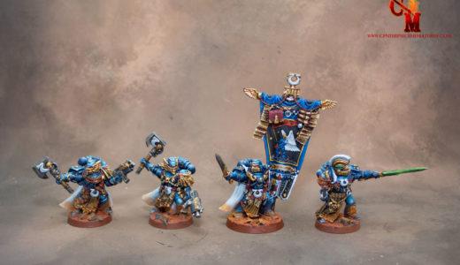 More Ultramarine Characters