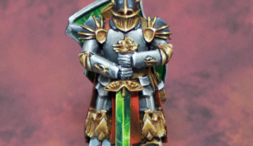 Custom Made 30k Knight Envoy