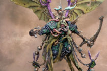Mortarion the Demon Prince