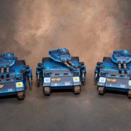 Ultramarine Predators