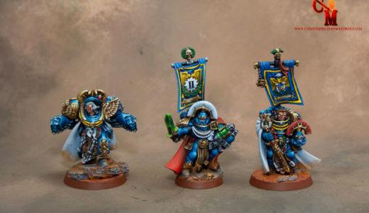 Ultramarine Characters