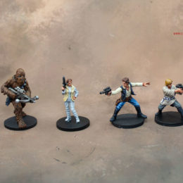 Star Wars Imperial Assault with Expansions