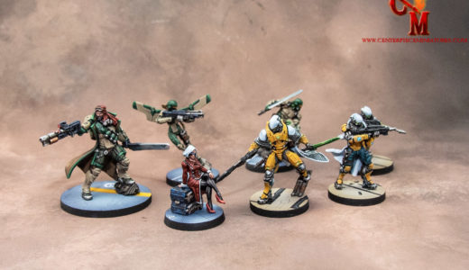 Infinity Miniatures – Beyond Red Veil