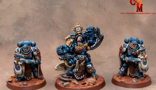 Marneus Calgar in upgraded Primaris armour