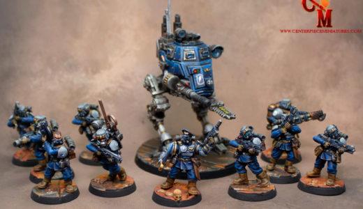 Astra Militarum Elite Squad