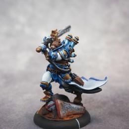 Cygnar Lord Commander Stryker