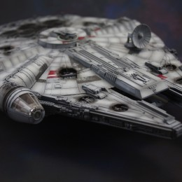 Star Wars Millennium Falcon 1/144 Model