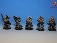 Space Wolves Marines