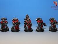 Mechanicus Army Infantry