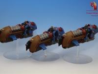 Space Marine Jetbike
