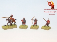 Battle of Westeros Lannister Paint Scheme