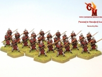 Battle of Westeros Lannister Pikemen