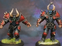 Chaos Blood Bowl Team