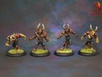 Chaos Blood Bowl Beast Men