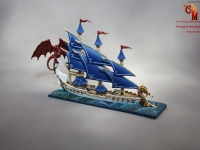 Dreadfleet Boxed Game