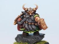 Warhammer Fantasy Dwarf Lord