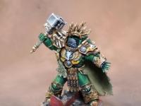 Horus Heresy Primarch - Vulkin