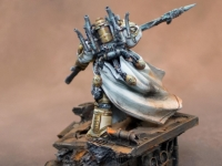 Horus Heresy Primarch - Mortarion