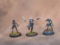 Malifaux Characters