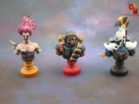 Relic Nemesis Busts