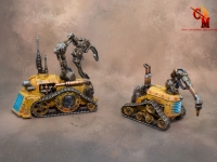 40k Industrial Machines