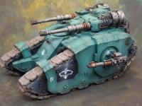 Sons of Horus Sicaran Tank