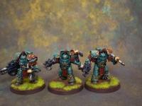 Sons of Horus Justaerin Terminators