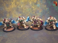 Space Hulk Terminators - Deathwing