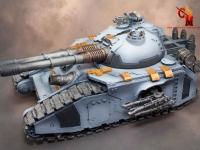 Space Marine 30k Heavy Tank