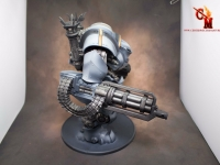 Space Marine 30k custom Knight