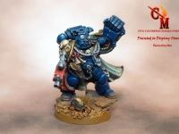 Warhammer 40k Ultramarine Captain