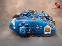 Ultramarine Land Raider