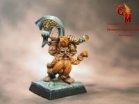 Warhammer Quest Dwarf Troll Slayer