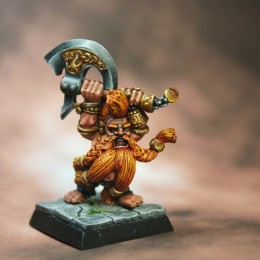 Warhammer Quest Troll Slayer