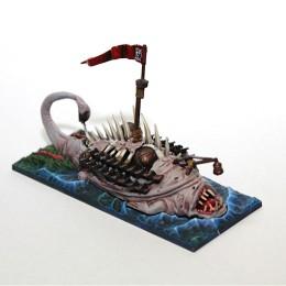 Painted Dreadfleet Skabrus