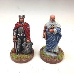 Talisman sage & Knight