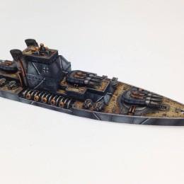 Prussian Battleship