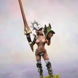 AX Faction Gilded Saint Dragon Hunter