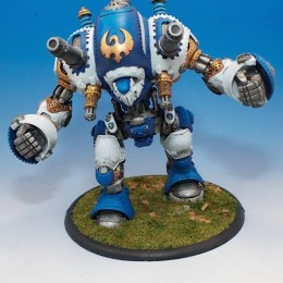 Warmachine Cygnar