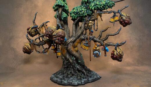 Kingdom Death Lonely Tree